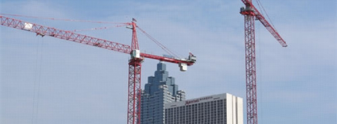 Parts for Tower cranes